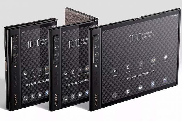 Vertu за $7000 оказался копией другого смартфона за $1700
