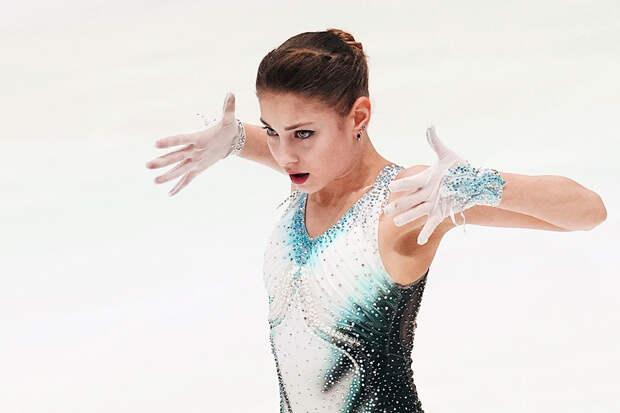 Косторная выиграла короткую программу на чемпионате Европы—2020. У Алиева - золото.