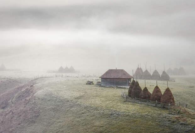Вот как выглядит Трансильвания, пока граф Дракула находится в спячке