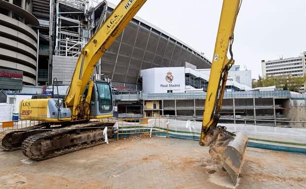 Президент «Реала» Перес хочет проводить матчи НФЛ на реконструированном «Сантьяго Бернабеу»