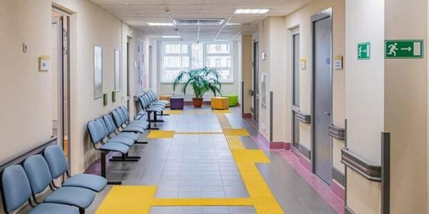 Врачи 25 поликлиник начали прием пациентов по новым адресам. Фото: mos.ru