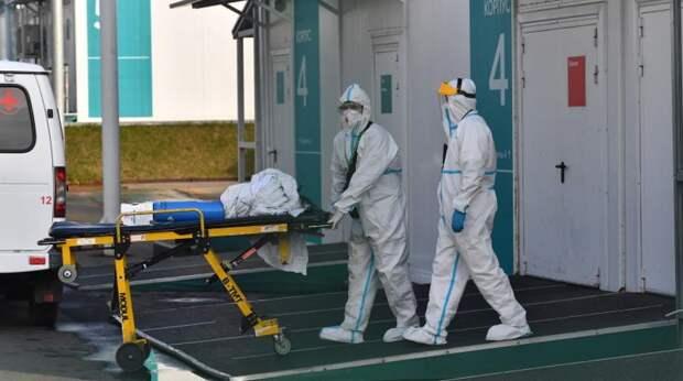Больше тысячи смертей: статистика по коронавирусу в России на 16 октября