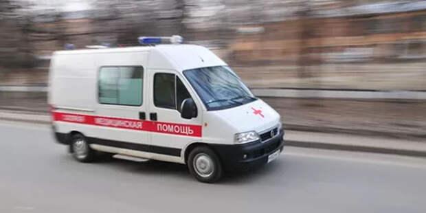На территории академии имени Можайского произошел взрыв