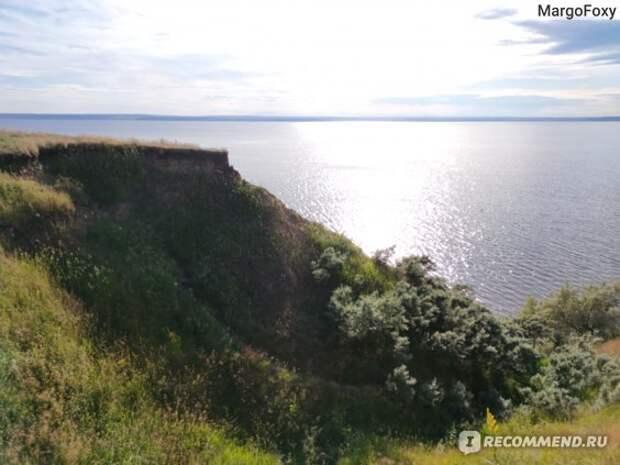 Жигулевское море, село Ягодное, Самарская область фото