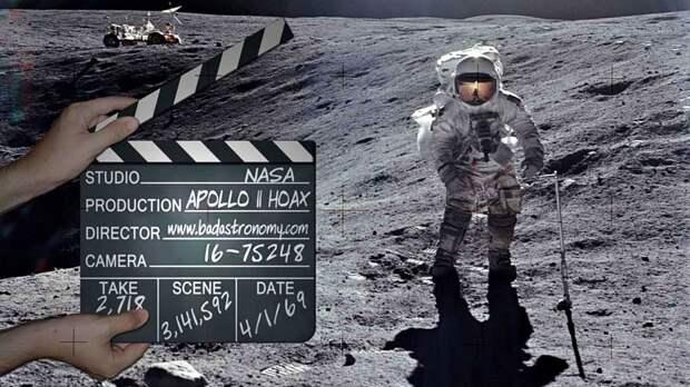 В КНР подвергли сомнениям высадку астронавтов США на Луну