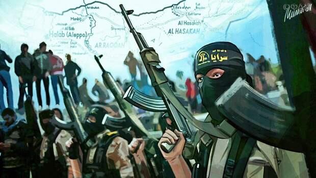 Террористы в Идлибе не отказались от провокаций во время пандемии коронавируса в Сирии