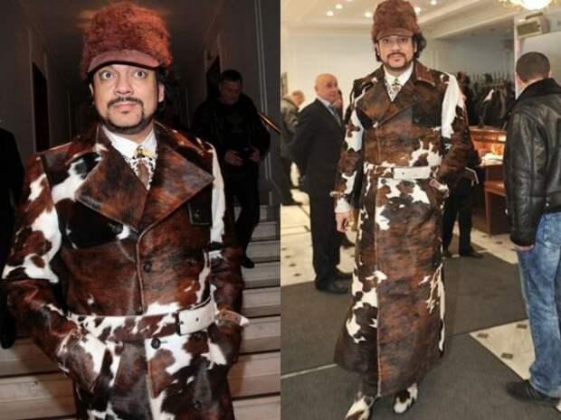 Странные наряды Филиппа Киркорова, за которые всем стыдно