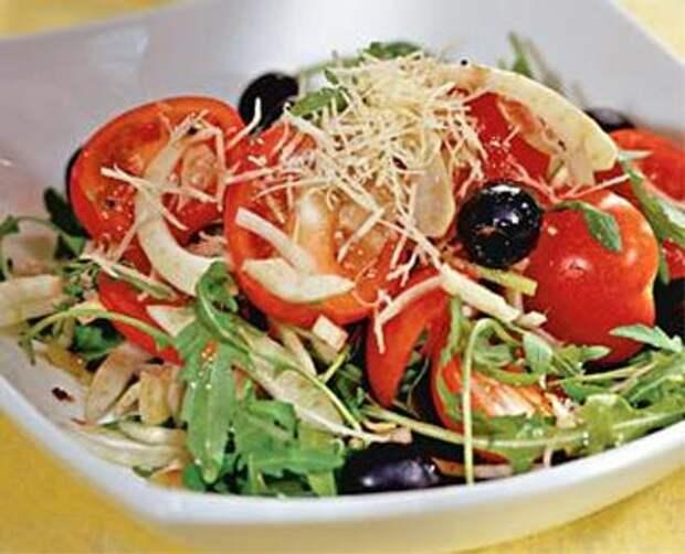 САЛАТНЫЙ ДЕНЬ. Рецепты салатов лёгкого приготовления