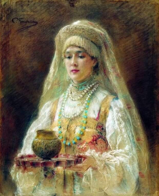 Чарка меда, 1910