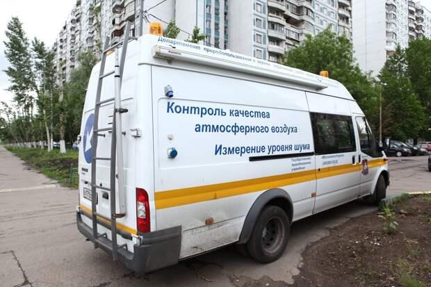 Петр Бирюков: В ближнем Подмосковье начали работать 15 станций контроля воздуха