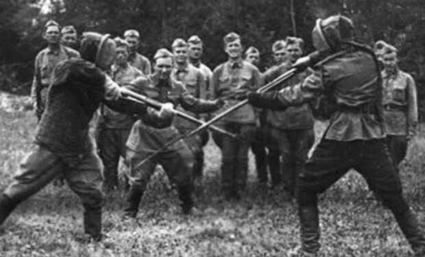 Физподготовка офицеров НКВД: как тренировались советские спецслужбы
