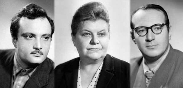 Георгия Данелия, Вера Панова и Игорь Таланкин