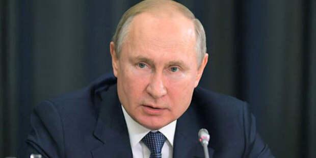 О чем рассказал Путин?