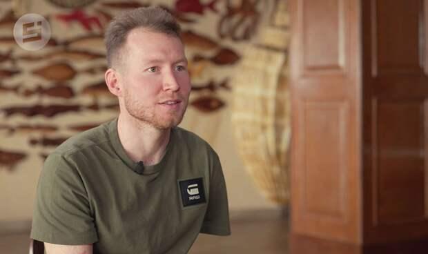 Паралимпиец из Удмуртии Владислав Лекомцев рассказал о спорте и отношении к инвалидам