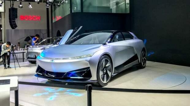 Необычные автомобили из Китая