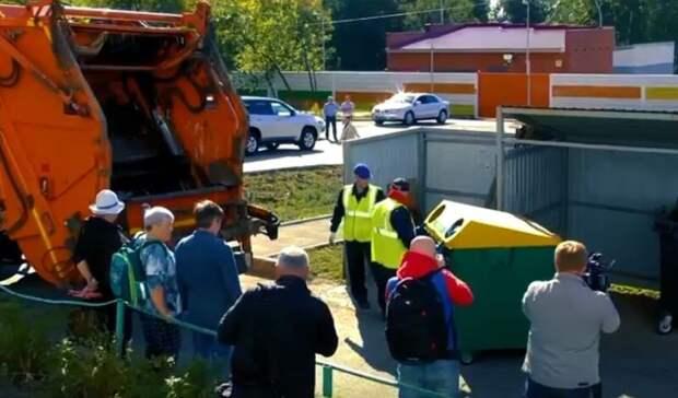 На 3,1 млн рублей в Глазове построят контейнерные площадки