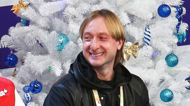 Плющенко: «Я положительно отношусь к Тутберидзе. Соревноваться надо на льду, когда снял коньки, можно дружить»