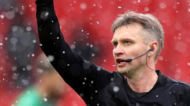 УЕФА отстранил от футбольной деятельности петербургского арбитра Лапочкина