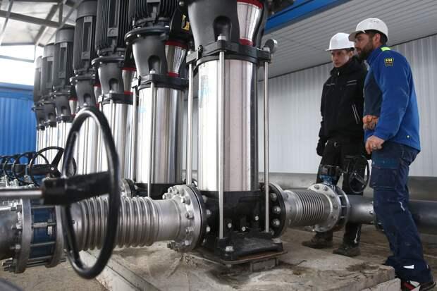 На Украине предложили ввести наказание для европейских компаний, помогающих РФ с водоснабжением Крыма