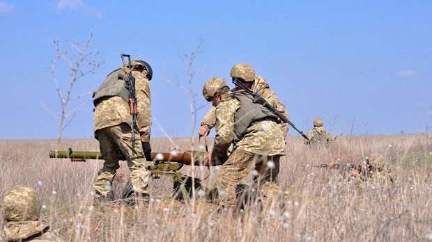 ВСУ за сутки пять раз обстреляли ЛНР из гранатометов