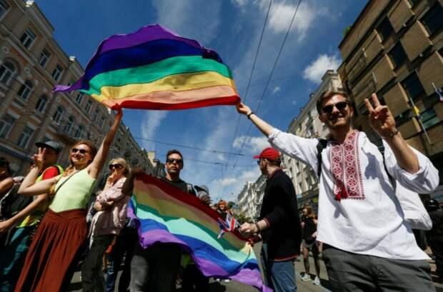 Украинское правительство выделило средства на проведение ЛГБТ-пропаганды в школах