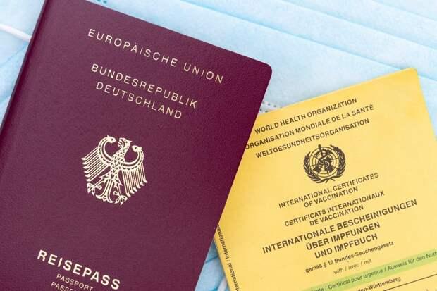 В США задумались о введении COVID-паспортов
