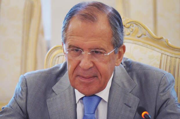 Лавров привлёк внимание председателя ПАСЕ к проблеме водной блокады Крыма