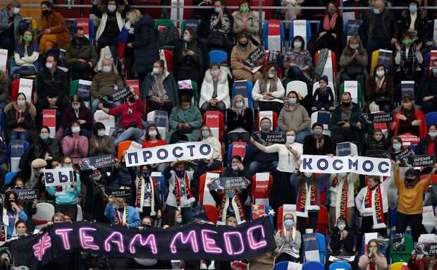 Фигуристка-подруга Медведевой: слова Жени вырвали из контекста