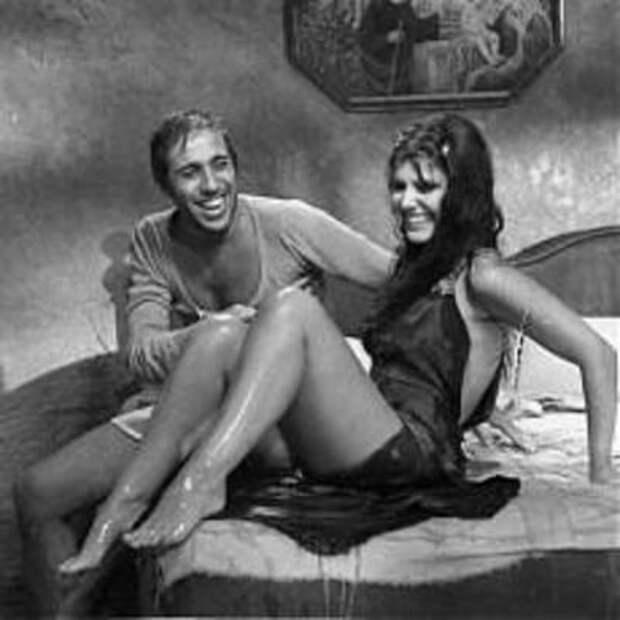26 Адриано Челентано и Клаудия Мори: 50 лет вместе