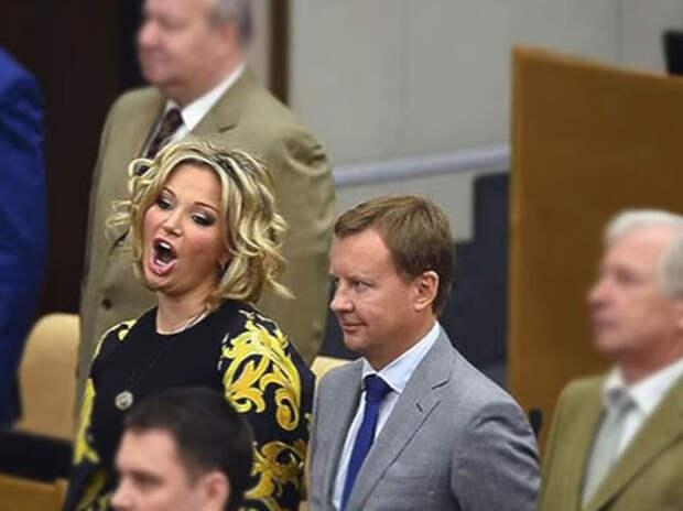 Максакова - Вороненков: она его любила, а он ее использовал