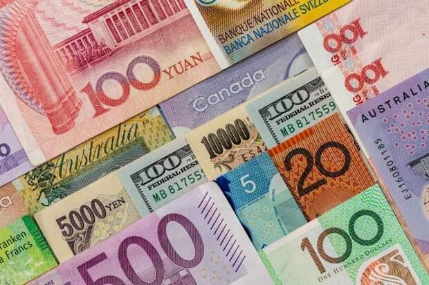 Официальные рыночные курсы валют на 15 апреля установил Нацбанк Казахстана