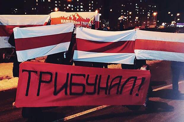 Правозащитники сообщили о 245 задержанных в Белоруссии 27 марта