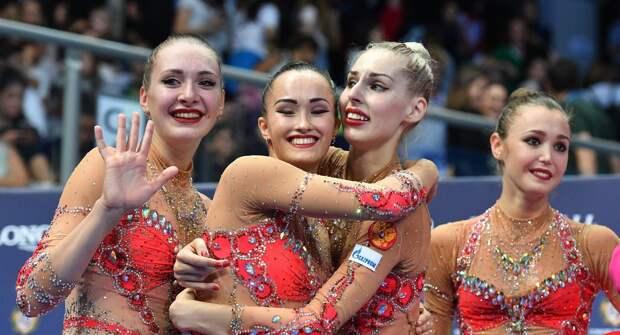 Сборная России выиграла медальный зачет в синхронном плавании на чемпионате Европы