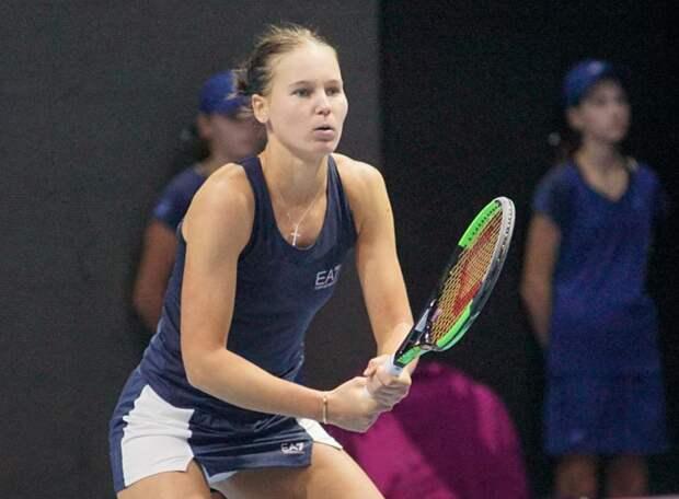 Первый титул новой российской королевы. Выиграв титул в Чарльстоне, Кудерметова стала первой ракеткой страны