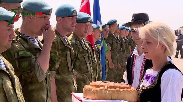 В Сербии начались военные учения «Славянское братство»