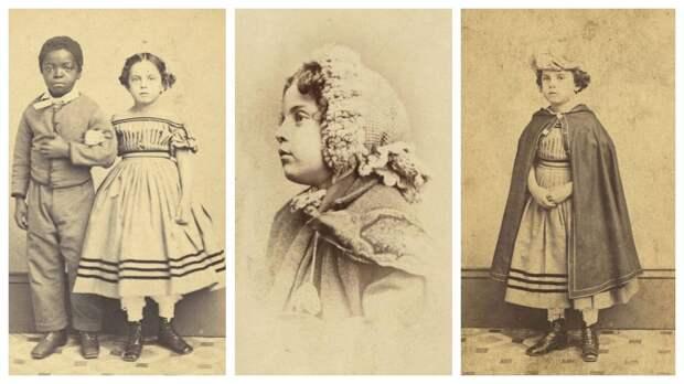 История Исаака и Розы, детей-рабов из Нового Орлеана, 1863год