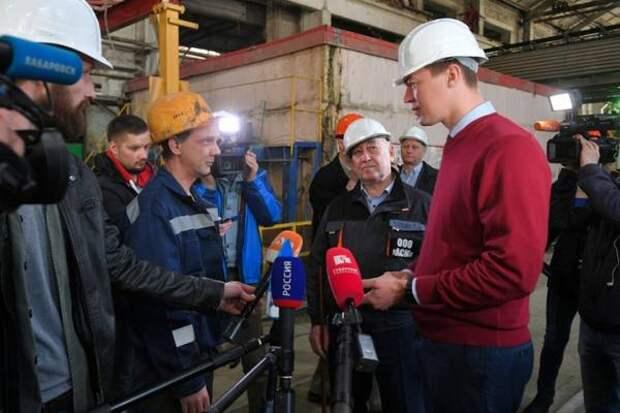 Дегтярев заявил о необходимости активизировать строительство жилья для дальневосточников