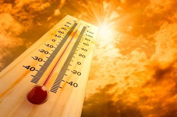 «Оранжевый» уровень опасности: вМоскве побит температурный рекорд (ВИДЕО)