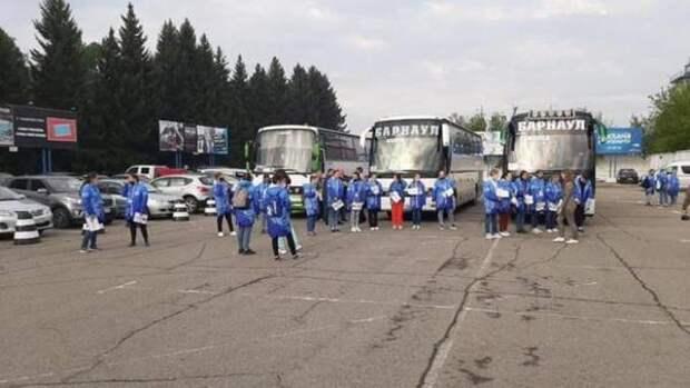 Сотни участников Кубка мира по гребле прилетели в Барнаул
