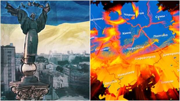 Харьковчанин призывает украинское телевидение перестать обвинять Россию