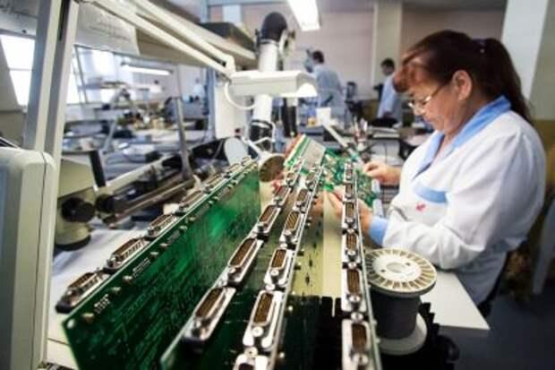 Правительство РФ направит почти 280 млрд рублей на развитие электронной отрасли