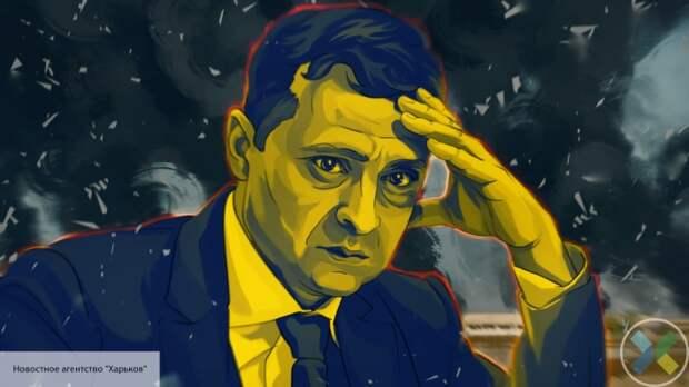 Эксперт предрек преждевременную отставку Владимира Зеленского из-за состояния здоровья
