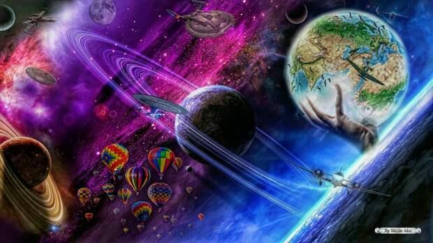 Космос. Источник yandex.ru