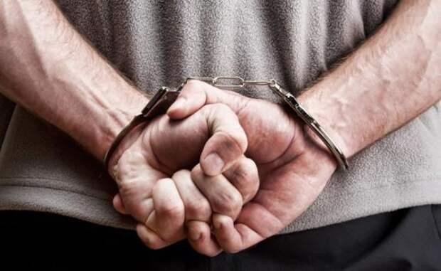 В Крыму пограничники арестовали украинского преступника