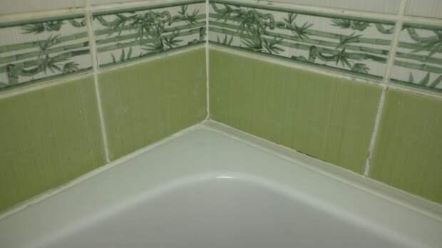 Больше никакой плесени в ванной: самый бюджетный и понятный способ