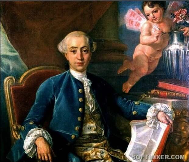 Джакомо Казанова: масон, шпион, авантюрист