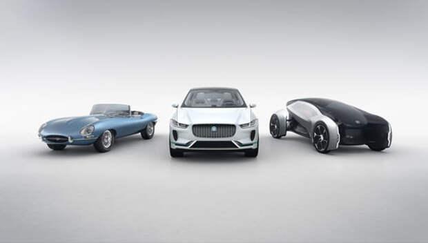 Jaguar Land Rover электрифицирует все свои модели с 2020 года