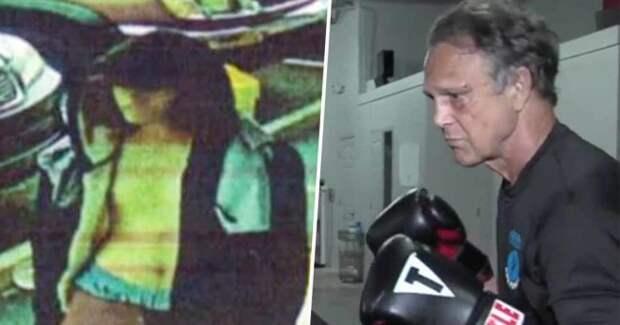 Грабитель встретил в подворотне пенсионера, но он оказался чемпионом по кикбоксингу