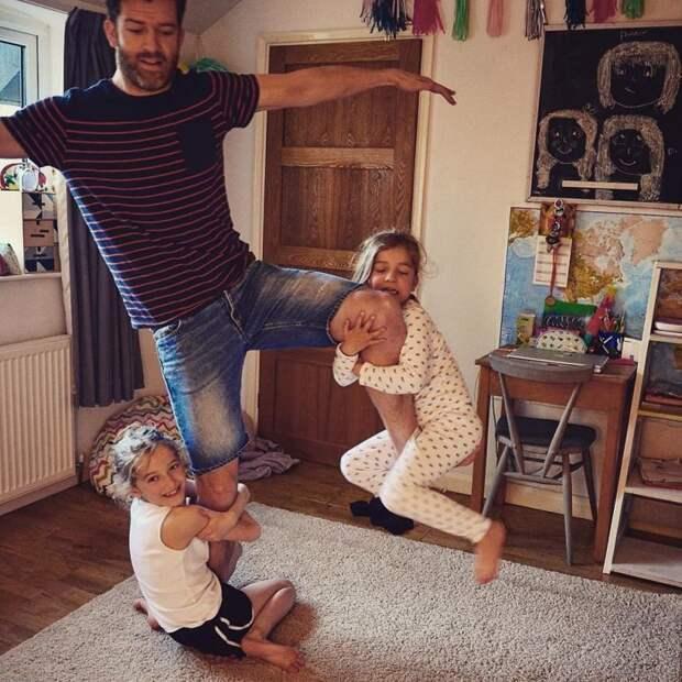 8. Instagram, дети, родительство