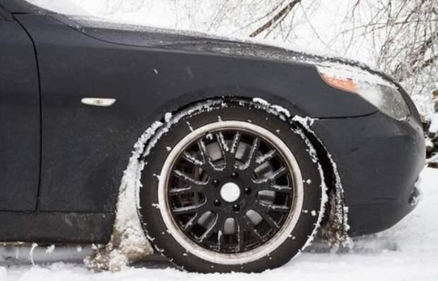 Простой способ защитить автомобиль от налипания грязи под крыльями